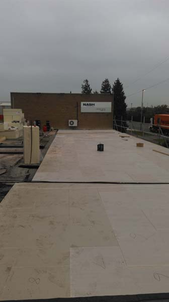 Commercial Roofing For Industrial Units Office Roofs From