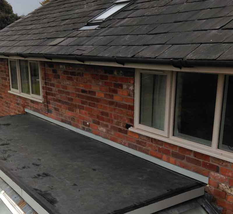 Conservatory Roof Replacement on Northwich