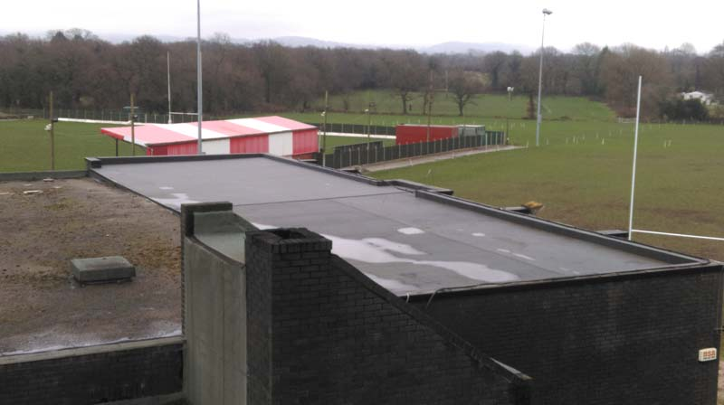 Rugby Club Roof