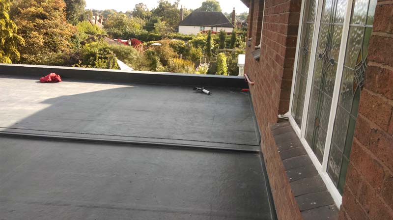 Kitchen & Garage Roofs